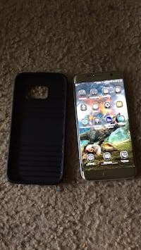 black Samsung android smartphone with case Manassas, 20110