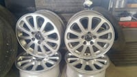 Volvo rims S40 S60 very good condition Toronto, M3J 1H7