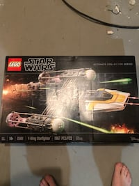 LEGO Star Wars UCS Y-WING AND RATHTAR ESCAPE Spruce Grove, T7X 0K2