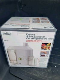 Juicer nerver used .new in box.Save Calgary, T2A 5R5