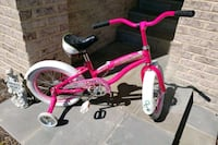 Girls pink bike Diamondback Brambleton, 20148