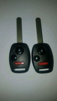 Honda ELEMENT brand new keys. Toronto, M3L 1B2