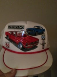 Mustang collectible ball cap Prince Edward, K8N