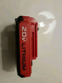 PORTER-CABLE 20-Volt MAX 2Ah Lithium-Ion Power Tool Battery    Mississauga, L5A 4A3
