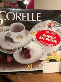 Brand New Corelle Richmond, V6Y 4B1