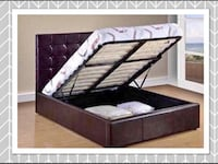 Lift Storage Bed