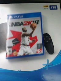 Sony PS4 NBA 2K17 game case Roslindale, 02131