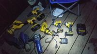assorted power tools and power tools Grande Prairie, T8V 2S9