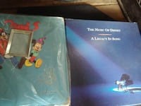 Birth book and music tapes it also says used they  Athens, 30601