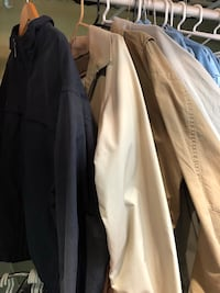 $10 each Men's lightweight jackets Arlington, 22201