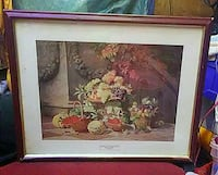 Vintage Framed Picture  Thonotosassa, 33592