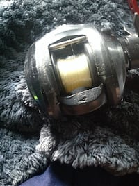 Pinnacle bait caster reel with 8 lb test line Manchester, 03102