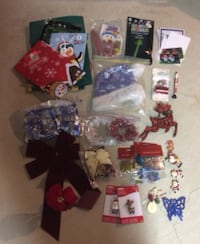 50 Christmas Decorations, Stationery, and More For Sale - Some New Burlington