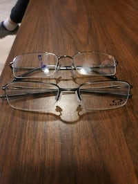 Burberry and Oakley frames Vancouver, V6P 2P6