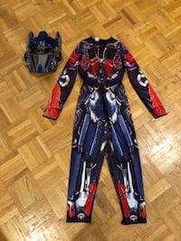 Transformers costume (size 2-3) Laval, H7P 3B6