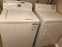 white washer and dryer set East Gwillimbury, L9N
