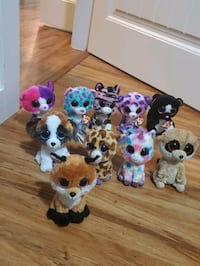 TY BEANIE BOOS Maple Ridge, V2X 6M3