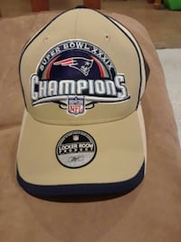 Patriots Superbowl 39 Hat by Reebok  Warwick, 02889
