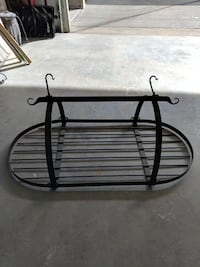 Kitchen Pot & Pan Rack null