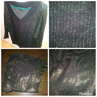 Gold shimmer sweater/leggings Queensbury, 12804