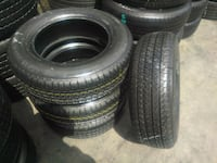 Seminew set of 4 tires P 205/65/R15 BRIDGESTONE PO