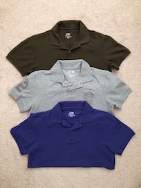 Joe Fresh men's polos size small Mississauga, L5M 0C5