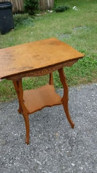 brown wooden drop leaf table Silver Spring, 20906