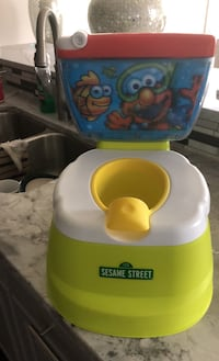 Sesame Street kids potty Upper Marlboro, 20772