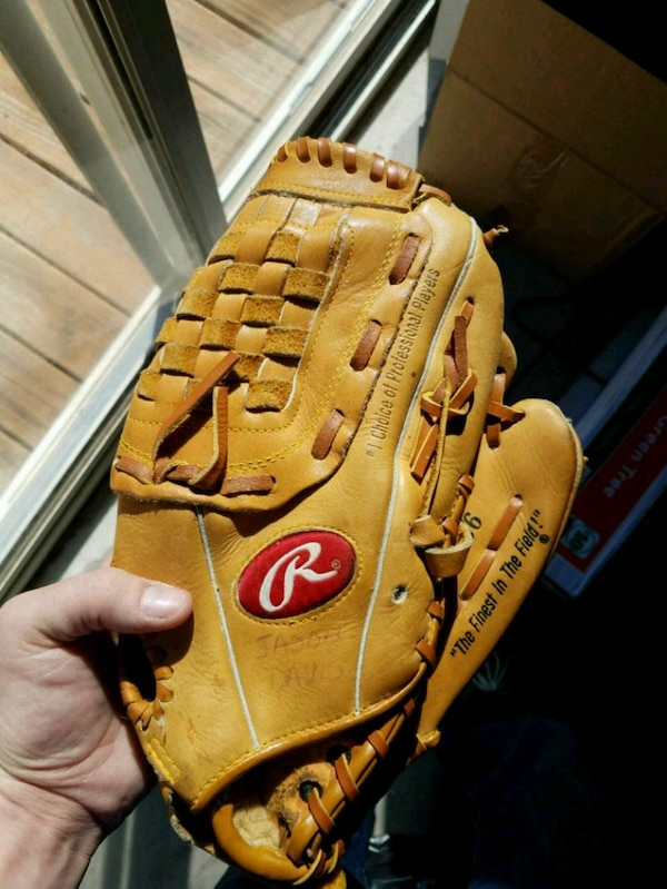 5d311f633c Used Rawlings RBG36 Ken Griffey Jr. Baseball Glove for sale in ...