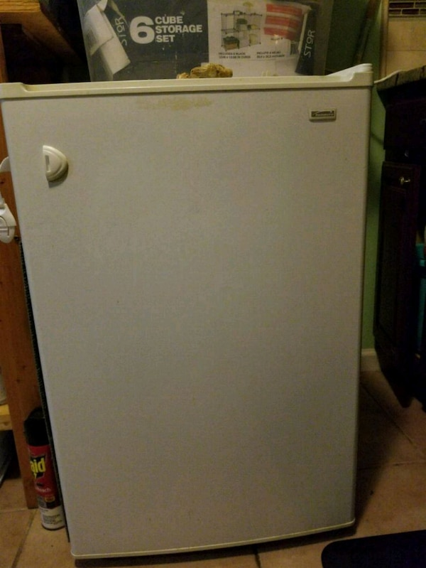 Used Freezer for small apartment or college dorm for sale in ...