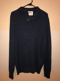 Navy Urban Pipeline sweater  Lexington, 40503