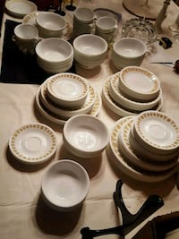 Corelle by Corning 173 pieces total Golden Butterf 206 mi