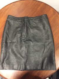 Leather Skirt Oslo, 0854