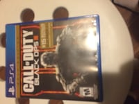 Sony PS4 Call of Duty Black Ops case King, L3Y 4V9