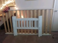 baby's white wooden crib Fort Wayne, 46815