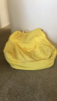 yellow bean bag Portsmouth, 23703