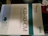 2014 Optum ICD 10 CM book