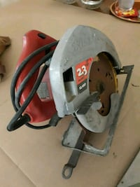 black and red Skilsaw circular saw Willow Grove, 19090