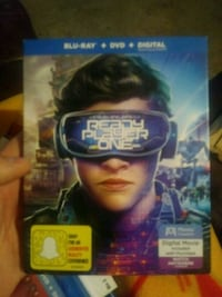Ready Player One (Unopened) 986 mi