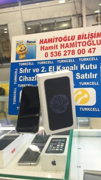 İPHONE 6 32 GB space grey