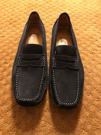 Rockport men's size 12 blue suede loafers Baltimore, 21209