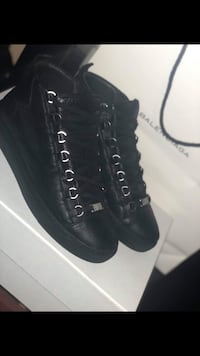 Balenciagas shoes size 8 for men  Providence, 02909