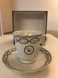 White house dessert collection cup & saucer Miami, 33176