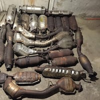 Old catalytic converters wanted  Wilmington