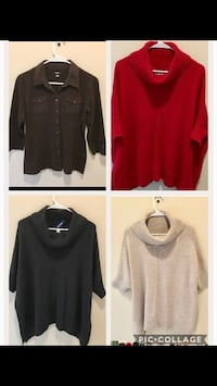 15pc  Women's Large Tops Old Navy and others Evansville, 47710