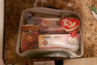 Beanie baby platinum membership lunch box Columbia, 21044