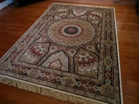New Persian silk rug 5x8  Silver Spring, 20902