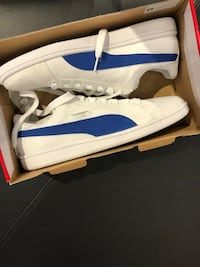 Brand New blue and white pumas St. Catharines, L2M 7C7
