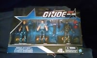 Gi Joe 50th action figures Virginia Beach, 23464