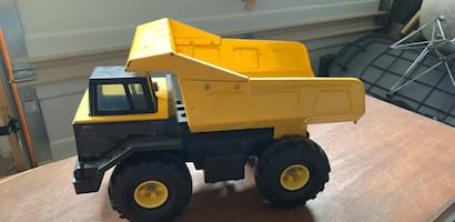 To is dump truck vintage toys